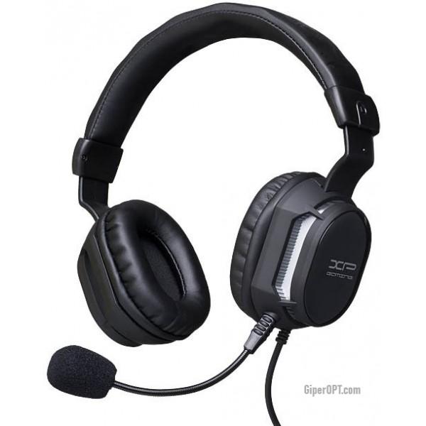 Недорого, игровая гарнитура для компьютера, проводные бинауральные наушники с микрофоном BIGBEN MULTI HS10 для XBOX 360 ™ PS3 ™ и ПК
