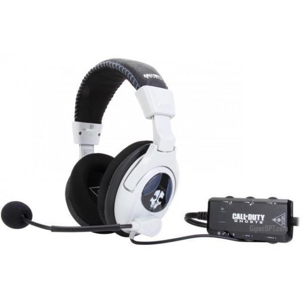 Универсальная проводная гарнитура, стерео-наушники с микрофоном USB Turtle Beach TBS-4230-02