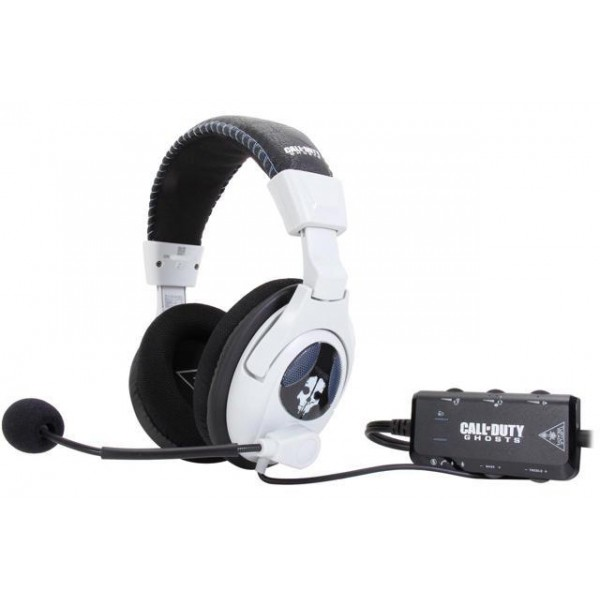 Universal wired headset, stereo headphones with microphone USB Turtle Beach TBS-4230-02