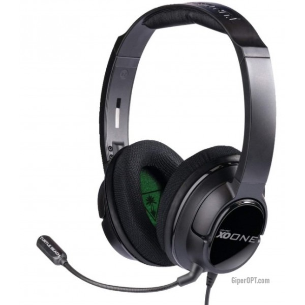 Headphones wired, gaming gaming headset, stereo headset with microphone Turtle Beach (TBS-2218-02)