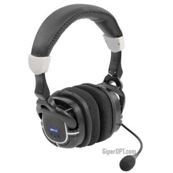 Wireless gaming binaural stereo headphones with noise reduction Datel Game Talk Pro 2 Xbox 360