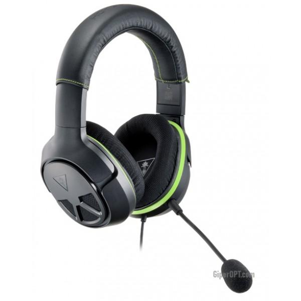 Высокопроизводительная игровая гарнитура проводная, закрытые наушники с микрофоном Turtle Beach EarForce XO4 TBS-2220-02