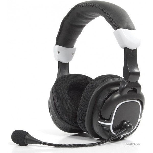 Wireless, lightweight Bluetooth headphones, stereo headphones with microphone Datel PS3 Game Talk Pro 2 for Sony PS3