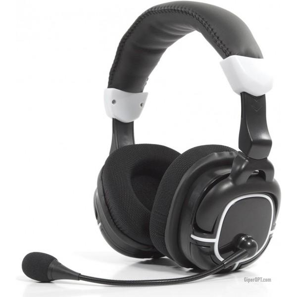Беспроводные, легкие Bluetooth наушники, стерео-наушники с микрофоном Datel PS3 Game Talk Pro 2 для Sony PS3