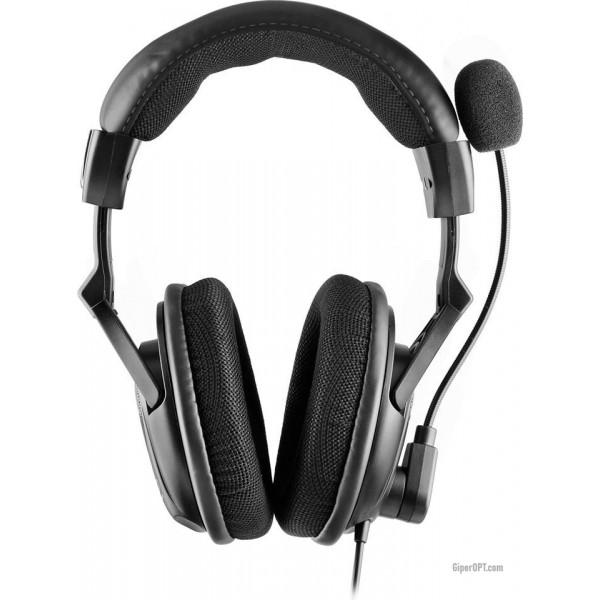 Универсальная игровая гарнитура, проводные, полузакрытые наушники с микрофоном USB TURTLE BEACH EAR FORCE PX24 TBS-3330-02