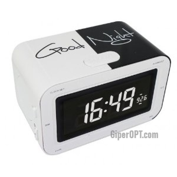 Radio clock clock alarm clock Bigben RR30NIGHT