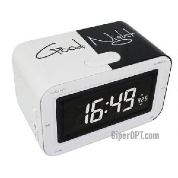Настольные радио-часы будильник Bigben RR30NIGHT