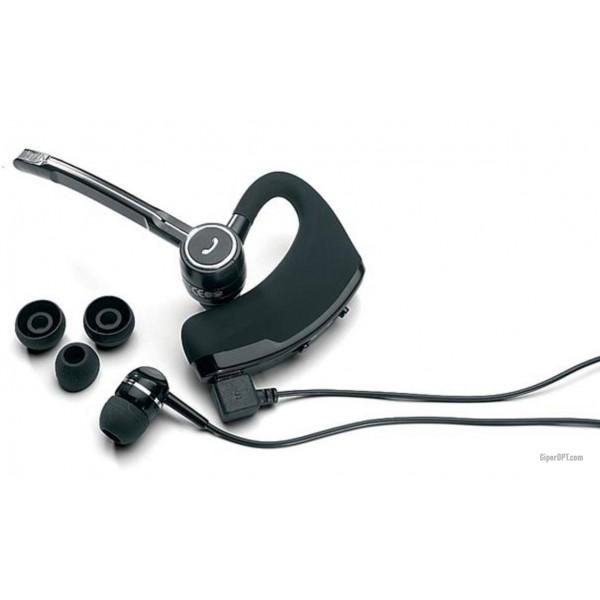 Bluetooth гарнитура, беспроводная гарнитура Ideenwelt NF1000, черная