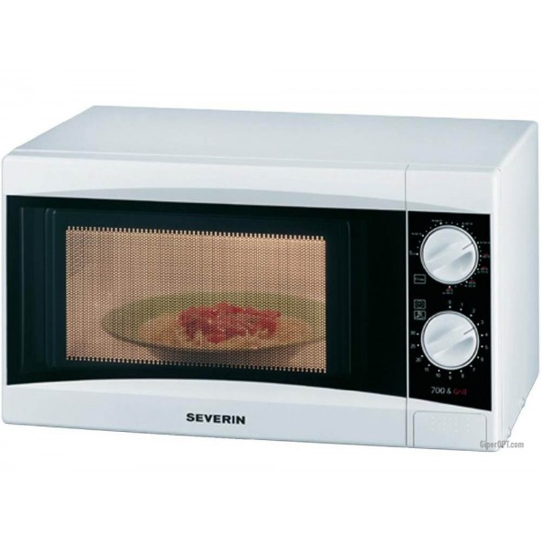 Microwave microwave with grill on 17l Severin MW7810