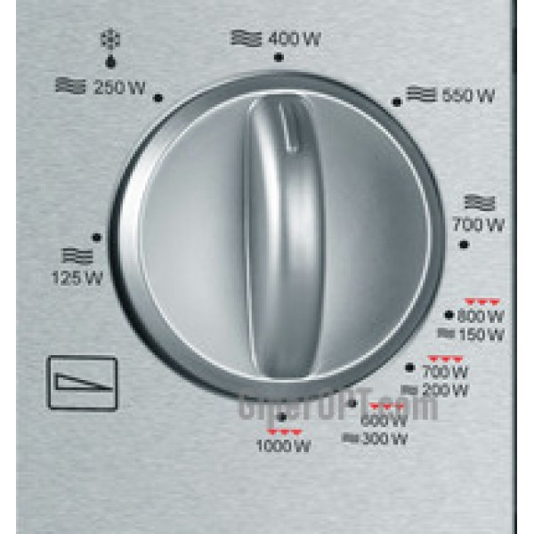 Microwave stainless steel with a 20 liter grill Severin MW 7879
