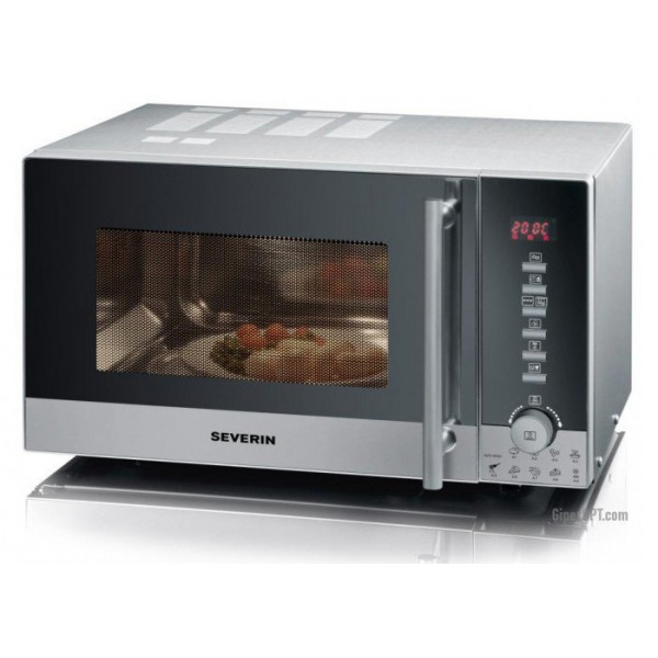 Microwave with grill, convection, bio-ceramic coating 20l SEVERIN MW 9722