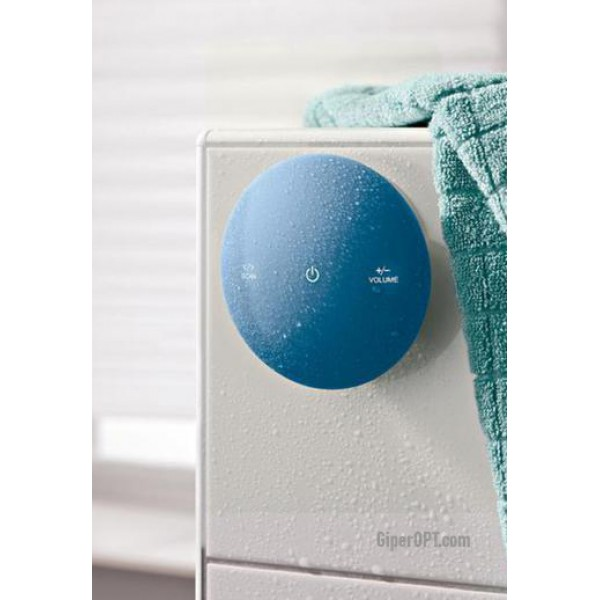 Waterproof FM radio for bath and shower Ideenwelt JK9581