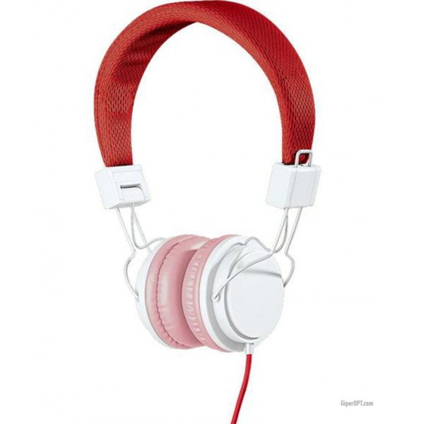 Children's stereo headphones, closed, wired headphones for children ideen welt TP-EH-S458