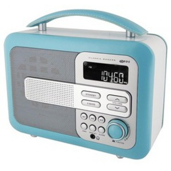 Digital radio BigBen Interactive TR21 FM radio