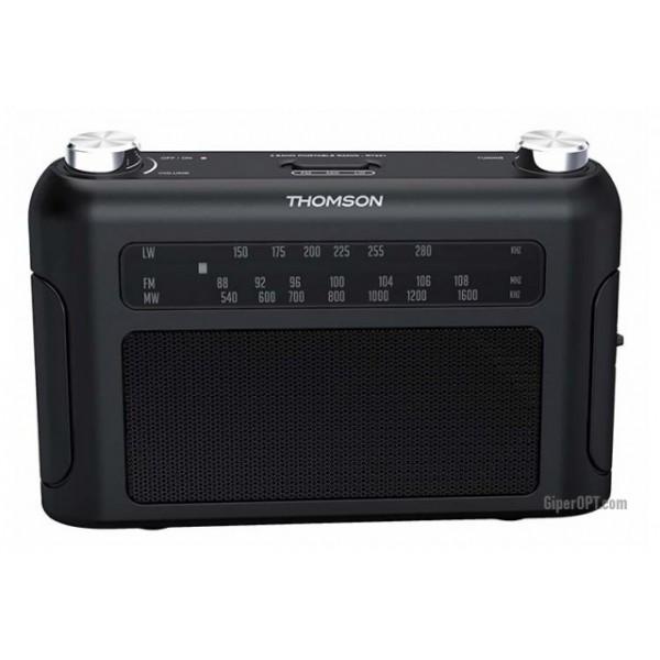 Портативное радио 3 полосы (черный) RT235 THOMSON