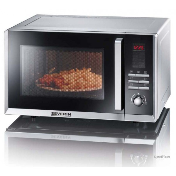 Microwave with grill, convection 23l Severin MW 7867
