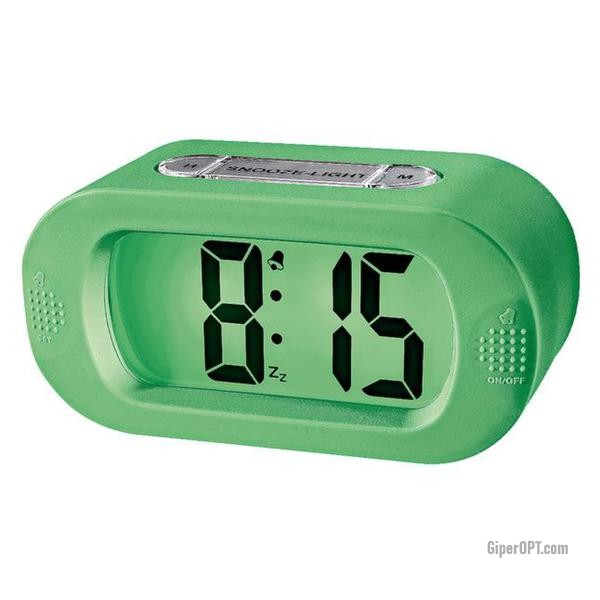 Desktop, LED, digital clock, alarm clock Ideenwelt LED