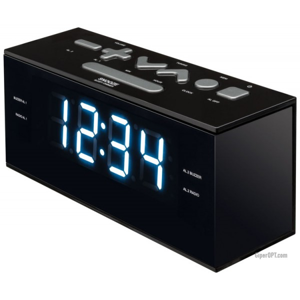 Desktop radio alarm clock RR60NG BIGBEN