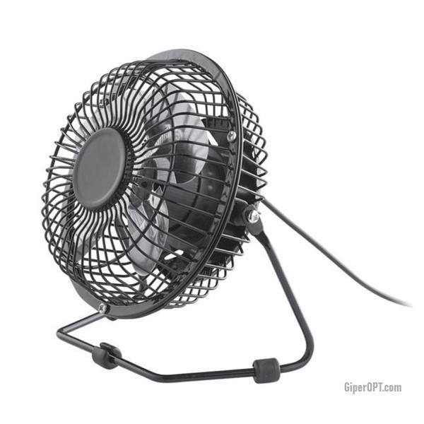 Desktop, metal, paddle USB fan ideen welt, black