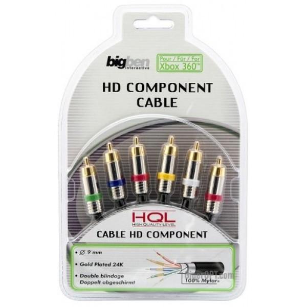 Big Ben HD Component Cable - New Generation (Xbox 360)