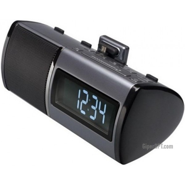 Digital Desktop Radio Alarm Clock with FM USB Tuner Bigben Watch RRSE4N