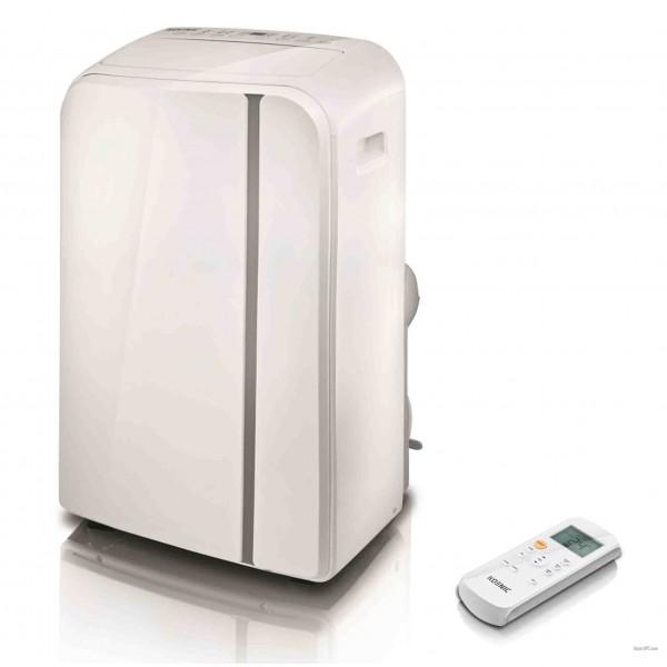 Кондиционер мобильный с функцией охлаждения, вентиляции, осушения KOENIC KAC 3351, белый, 1350 Вт, 120 м³