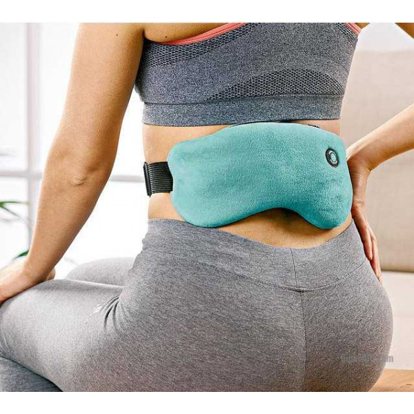 Massager on batteries, massage pillow for a neck, a back, a waist іdeen welt TF-F0119, Germany