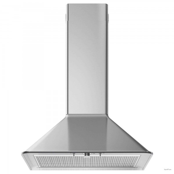 Cooker hood stainless steel, dome IKEA 703.688.01.
