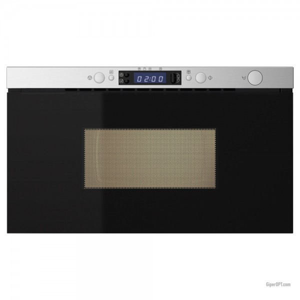 Built-in microwave IKEA 903.033.90, stainless steel, convection, 22l