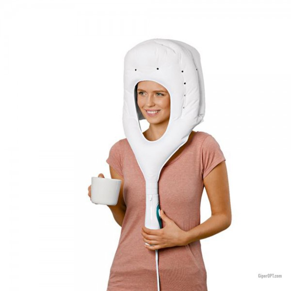 The hair dryer - cap for drying of hair of Ideenwelt HD-6005