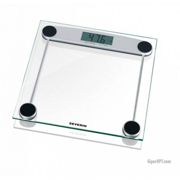 Bathroom scales glass Severin PW 7009