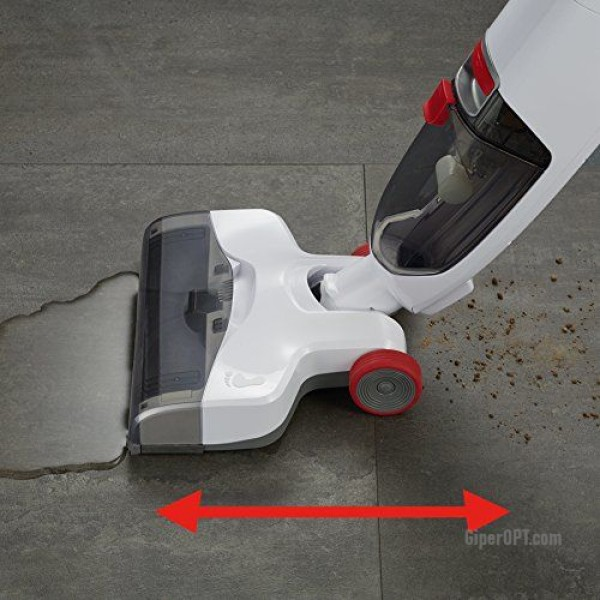 Battery vacuum cleaner with turbo brush Severin SC 7148 dry and wet cleaning