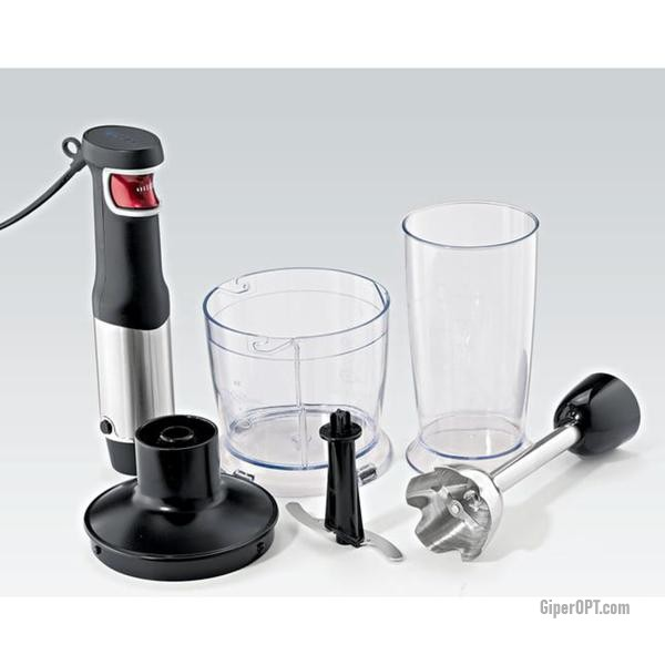 German manual grinder, submersible blender, manual stainless steel ideen welt HB-2065