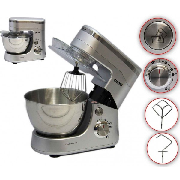 Dough mixer, planetary mixer, food processor DMS KM1400w kitchen machine