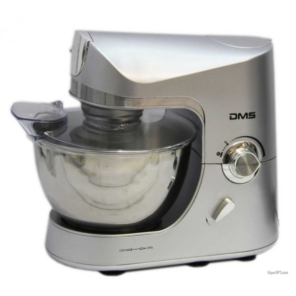 Кухонный комбаин, кухонная машина, тестомес, мясорубка, миксер, блендер DMS KMFB-1800