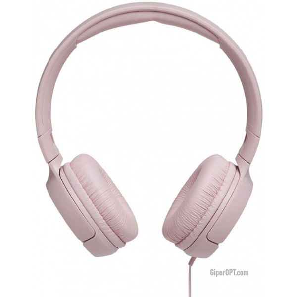 Earphones wire JBL T500 Pink