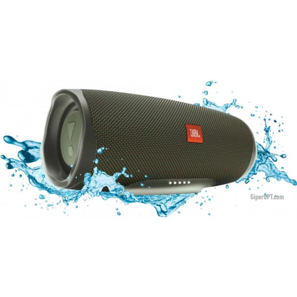 Wireless speaker JBL Charge 4 Green Forest (JBLCHARGE4GRN)