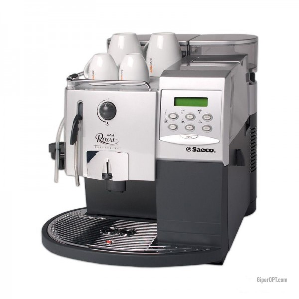 Saeco Royal Cappuccino New Redesign