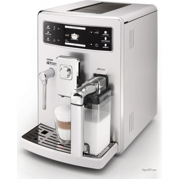 Coffee machine superautomatic Philips Saeco Xelsis Class White HD8943 / 29 white