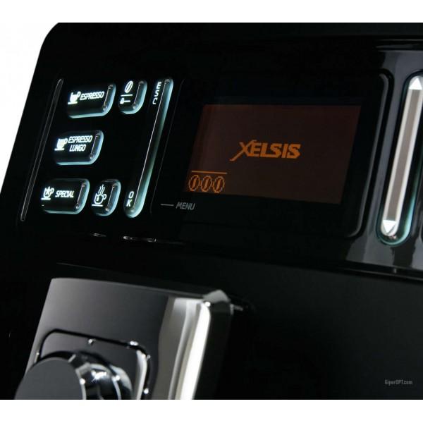 Philips used saeco xelsis focus HD8942 / 11, black