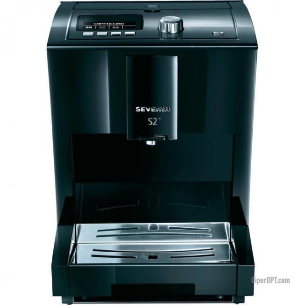 SEVERIN KV 8023 S2+ One Touch black