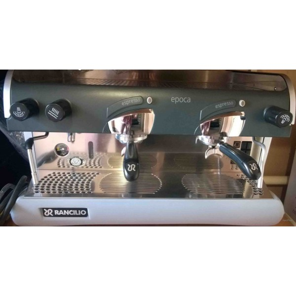 Professional coffee machine Rancilio Epoca S 2gr