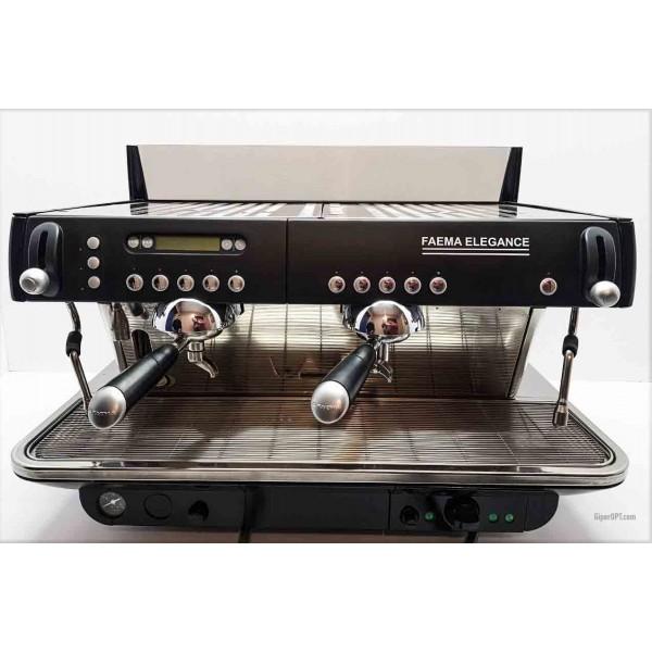 Superautomatic coffee machine used Faema Elegance