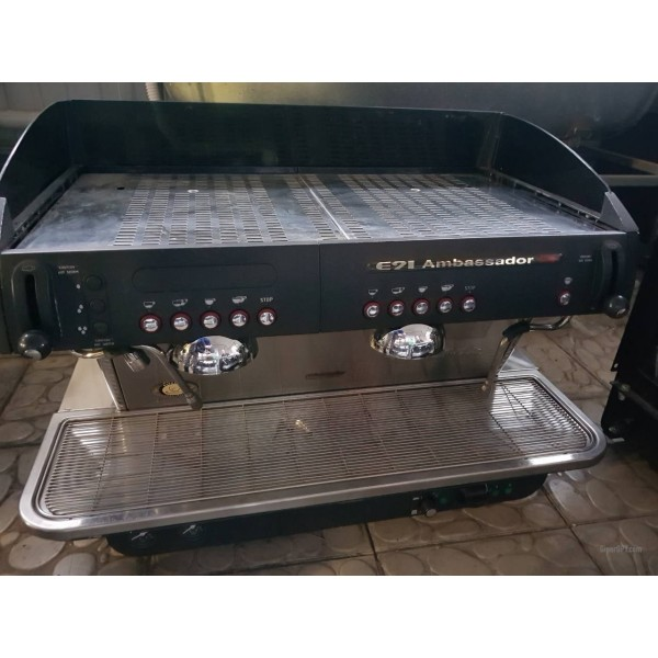 Superautomatic Faema E91 Ambassador SE S2 coffee machine