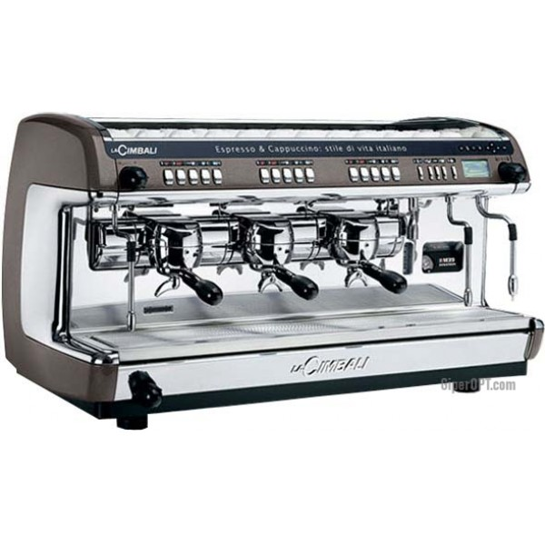 La Cimbali M39 Dosatron coffee machine 3 posts