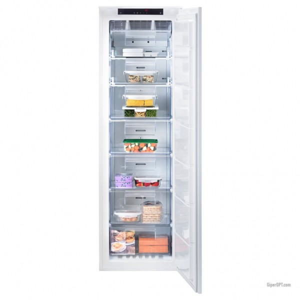 Built-in freezer No Frost, IKEA 302.823.43, A ++, white, 220 l, Italy