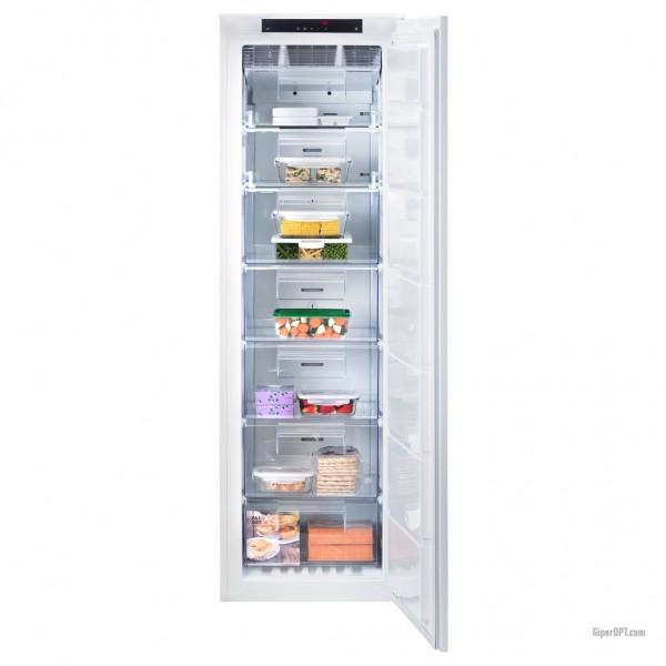 Встроенная морозильная камера No Frost, IKEA 302.823.43, A ++, белая, 220 л, Италия