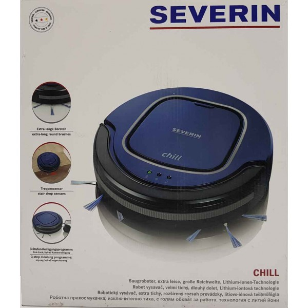 Cordless Robot Vacuum Cleaner Severin RB 7022.508