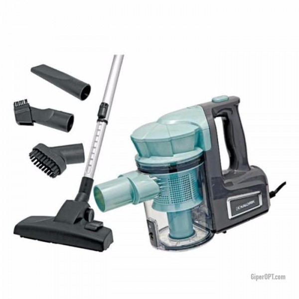 Bagless vacuum cleaner for dry cleaning HEPA Kalorik TKG HVC 46605