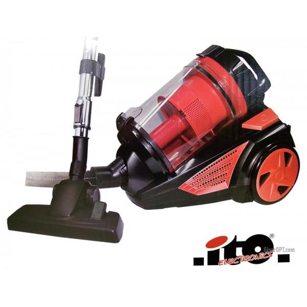 Bagless vacuum cleaner cyclonic ITO 2400 watt